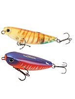 cheap -1pcs pcs Fishing Lures Pencil Plastic Sea Fishing Bait Casting Spinning Jigging Fishing Freshwater Fishing General Fishing Lure Fishing