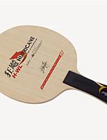 abordables -DHS® Hurricane H-WL FL Ping Pang/Tennis de table Raquettes Vestimentaire Durable En bois Fibre de carbone EGS 5-PLY 1