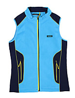 cheap -Women's Hiking Vest Outdoor Keep Warm Vest/Gilet Single Slider Camping / Hiking Outdoor Exercise Back Country