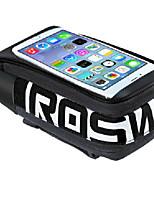 Недорогие -ROSWHEEL Велосумка/бардачок Бардачок на раму Сотовый телефон сумка Дожденепроницаемый Пригодно для носки Анти-шоковая защита