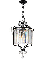 cheap -LightMyself™ Chandelier Ambient Light - Crystal, Rustic / Lodge Retro / Vintage, 110-120V 220-240V Bulb Not Included