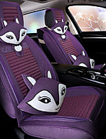 cheap -Car Seat Covers Headrests Waist Cushions Seat Covers Textile For universal All years All Models