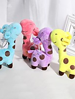 cheap -1PCS 18cm Rainbow Giraffe Stuffed Animal Plush Toy Exquisite Animals Lovely All Gift 1pcs