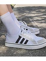 economico -Unisex Scarpe Di corda Primavera Autunno Comoda Sneakers per Casual Bianco/nero White/Blue Bianco/Argento