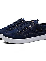 cheap -Men's Shoes Rubber Spring Comfort Sneakers for Outdoor Black Gray Blue