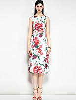 cheap -Mary Yan & Yu Women's Cute Street chic Boho A Line Dress - Floral, Basic