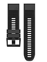 abordables -Bracelet de Montre  pour Fenix 5 Garmin Bracelet Sport Silikon Sangle de Poignet
