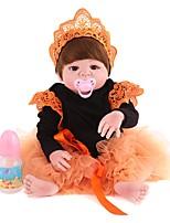 cheap -Reborn Doll New Design Baby Newborn lifelike Cute Full Body Silicone All Gift