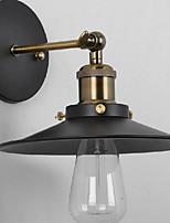 Недорогие -Водонепроницаемый Деревенский стиль Настенные светильники Назначение Гостиная Спальня Металл настенный светильник 220-240Вольт 60W