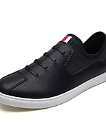cheap -Men's Shoes Rubber Spring Summer Comfort Sneakers for Outdoor White Black Red