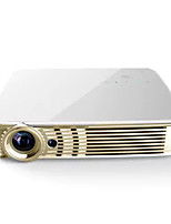 cheap -i5 DLP Mini Projector 500lm Android 5.1 Support 1080P (1920x1080) 40-300inch Screen