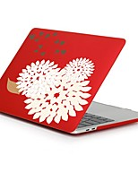 """Недорогие -MacBook Кейс для Цветы пластик Новый MacBook Pro 15"""" Новый MacBook Pro 13"""" MacBook Pro, 15 дюймов MacBook Air, 13 дюймов MacBook Pro, 13"""