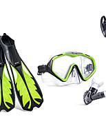 abordables -Paquets de plongée Antidérapant Doux Plongée Snorkeling PP TPE - WAVE