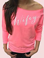 economico -T-shirt Per donna Attivo Monospalla