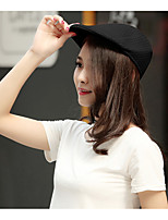 cheap -Unisex Work Casual Polyester Beret Hat Floppy Hat Sun Hat Baseball Cap - Solid Colored
