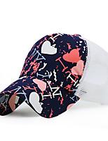cheap -Unisex Work Casual Cotton Sun Hat Baseball Cap - Color Block