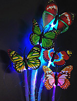cheap -Birthday / Event/Party / Party / Evening Material Plastic Wedding Decorations Butterfly Theme / Holiday / Birthday / Friends / Family /