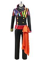 abordables -Inspiré par IDOLiSH7 Autre Manga Costumes de Cosplay Costumes Cosplay Autre Manches Longues Cache-col Chemise Haut Pantalon Plus