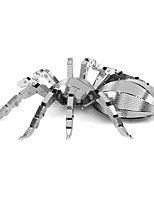cheap -3D Puzzles Metal Puzzles Spider Creative Focus Toy Hand-made Metal Animals Standing Style Toy Girls' Boys' Gift