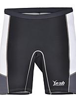 abordables -YON SUB Hombre Pantalones cortos de neopreno Velero Natación Neopreno Traje de buceo Bañador largo - Natación Buceo Surfing Submarinismo