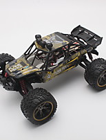abordables -Voitures RC  S916 6 Canaux 2.4G Monster Truck Bigfoot 1:12 KM / H