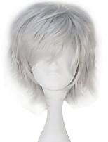preiswerte -Cosplay Perücken Tokyo Ghoul Ken Kaneki Anime Cosplay Perücken 32 CM Hitzebeständige Faser Alles