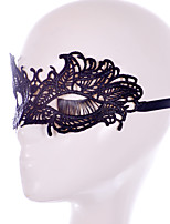 cheap -Halloween Mask / Halloween Prop / Halloween Accessory New Design / Sexy Lady / Exquisite Classic Theme / Holiday / Fairytale Theme Braided Fabric Artistic / Retro / Face 1 pcs Pieces All Adults Gift