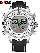 cheap -WEIDE Men's Digital Fashion Watch Sport Watch Japanese Calendar / date / day Water Resistant / Water Proof Large Dial Dual Time Zones LCD