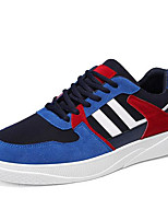 cheap -Men's Shoes Fabric Spring Fall Comfort Sneakers for Casual Gray Red Green