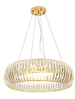 cheap -QIHengZhaoMing Pendant Light Ambient Light - Eye Protection, Chic & Modern, 110-120V 220-240V, Warm White, Bulb Included