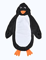cheap -Baby Unisex Daily Holiday Color Block One-Pieces, Cotton Winter Fall Active Half Sleeves Black