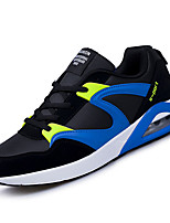cheap -Men's Shoes Tulle Spring Fall Light Soles Sneakers for Casual Black/White Black/Red Black/Blue