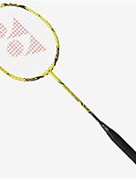 abordables -Raquettes de Badminton Ultra léger (UL) Vestimentaire Haute élasticité Fibre de carbone 2 pour