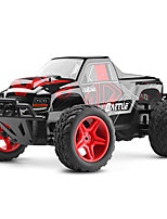 cheap -RC Car 20402 4 Channel 2.4G Monster Truck Bigfoot 1:20 Brush Electric 40 KM/H