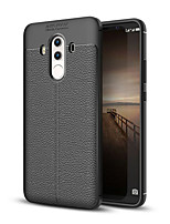 cheap -Case For Huawei Mate 10 pro Mate 10 lite Shockproof Back Cover Lines / Waves Soft TPU for Mate 10 Mate 10 pro Mate 10 lite Mate 9