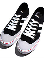 cheap -Men's Shoes Canvas Spring Summer Comfort Sneakers for Casual Black Green Blue