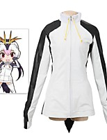 cheap -Inspired by Kemono Friends Cosplay Anime Cosplay Costumes Cosplay Suits Other Long Sleeves Coat More Accessories For Men's Women's