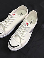 cheap -Men's Shoes Canvas Summer Comfort Sneakers for Casual White Black Gray