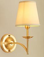 Недорогие -Водонепроницаемый Деревенский стиль Освещение ванной комнаты Назначение Ванная комната Металл настенный светильник 220-240Вольт 40W