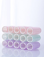 Недорогие -Резина Наборы аксессуаров Гребень 8pcs Инструмент для волос