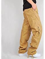 economico -Per uomo Pantaloni da escursione Esterno Allenamento Pantaloni Scalate Palle da tennis Sport vari