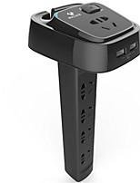 Недорогие -Зарядное устройство для дома Телефон USB-зарядное устройство Универсальный USB Сетевые фильтры Несколько портов 2 USB порта 10А