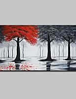economico -Dipinta a mano Paesaggi Pop Art Orizzontale, Modern Tela Hang-Dipinto ad olio Decorazioni per la casa Un Pannello