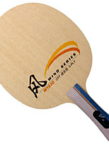 cheap -DHS® W1130 Ping Pang/Table Tennis Rackets Wearable Durable Wooden One-piece Suit