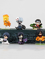 cheap -Anime Action Figures Inspired by Naruto The incense eye of the Naruto PVC CM Model Toys Doll Toy Men's Women's