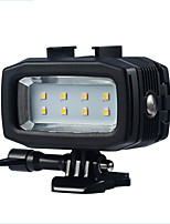 cheap -LED Light LED Lighting Water Resistant / Water Proof Sea For Action Camera All Gopro Diving Beach Surfing Sailing Snorkeling Plastics - 1