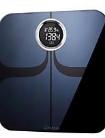 Недорогие -yunmai вес тела шкала веса весы bluetooth lcd дисплей настраиваемые настройки 1pack lcd alumium bluetooth app wifi-enabled
