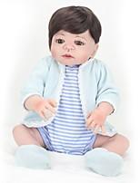 cheap -Reborn Doll New Design Girl Baby Newborn lifelike Cute Full Body Silicone All Gift