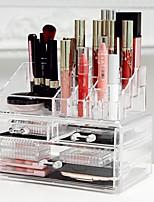 cheap -Cosmetics Storage / Storage Multi-function / Creative / Waterproof Boutique / Fashion / Modern Plastic 1set - tools Bath Organization / Bathroom Decoration