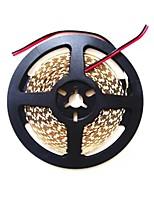 Недорогие -Гибкие светодиодные ленты 600 светодиоды Светодиодная лента 5M Красный Можно резать Самоклеющиеся Подсветка для авто Декоративная DC 12 В